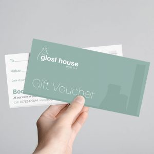 Glost House Gift Vouchers